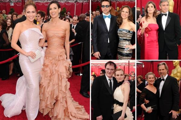 Голливуда на красной ковровой дорожке