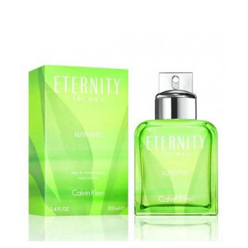Туалетная  вода Calvin Klein Eternity Summer for Men 100 мл